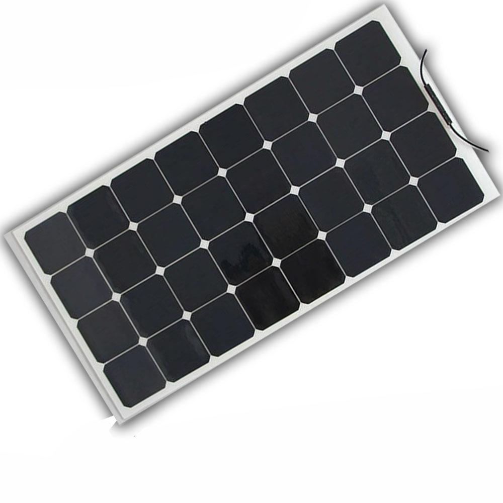 100Watt Flexible solar panel