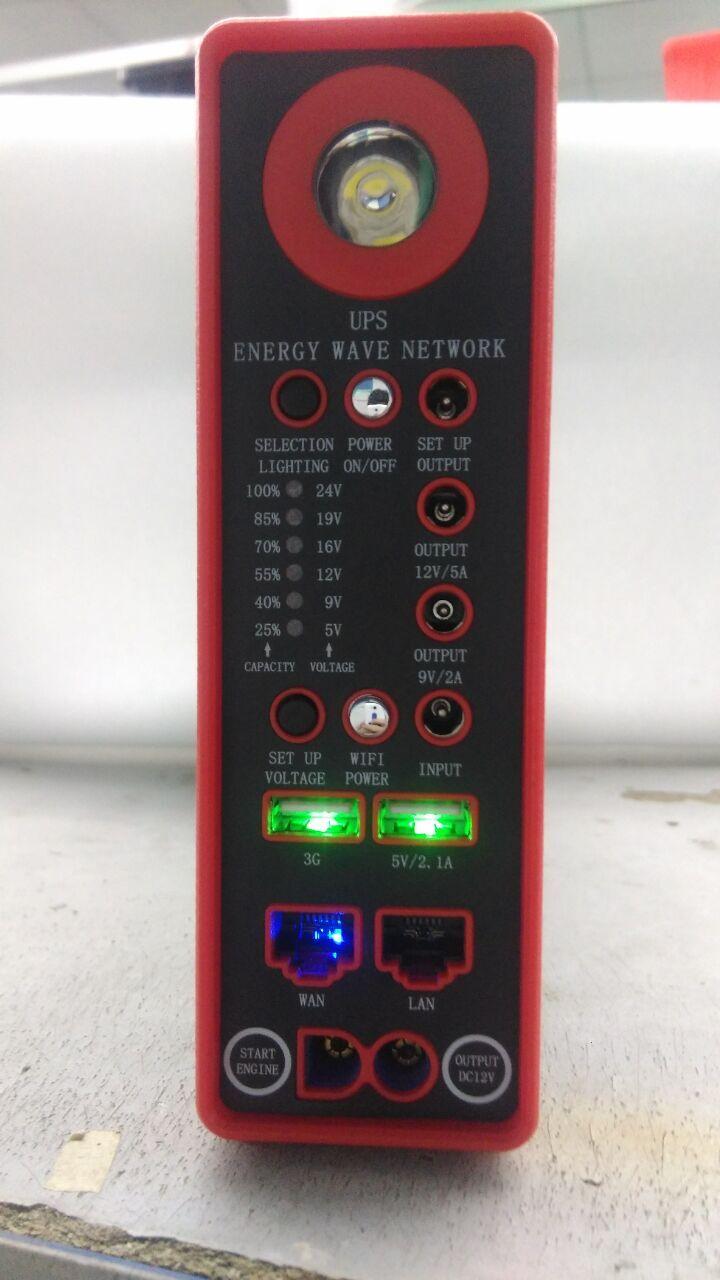 Energy Wave Network UPS