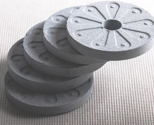 Hydrogen water ceramic filter discs