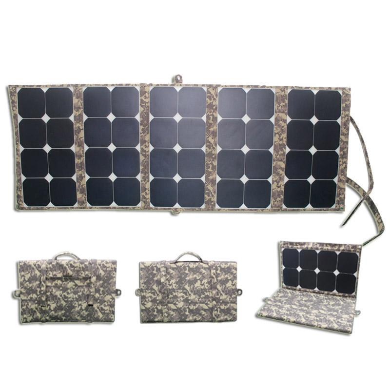 130Watt Folding solar panel