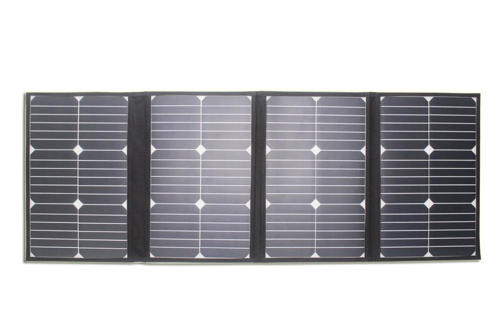 80Watt Foldable solar panel