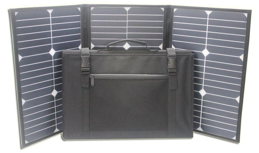 40W Folding solar panel