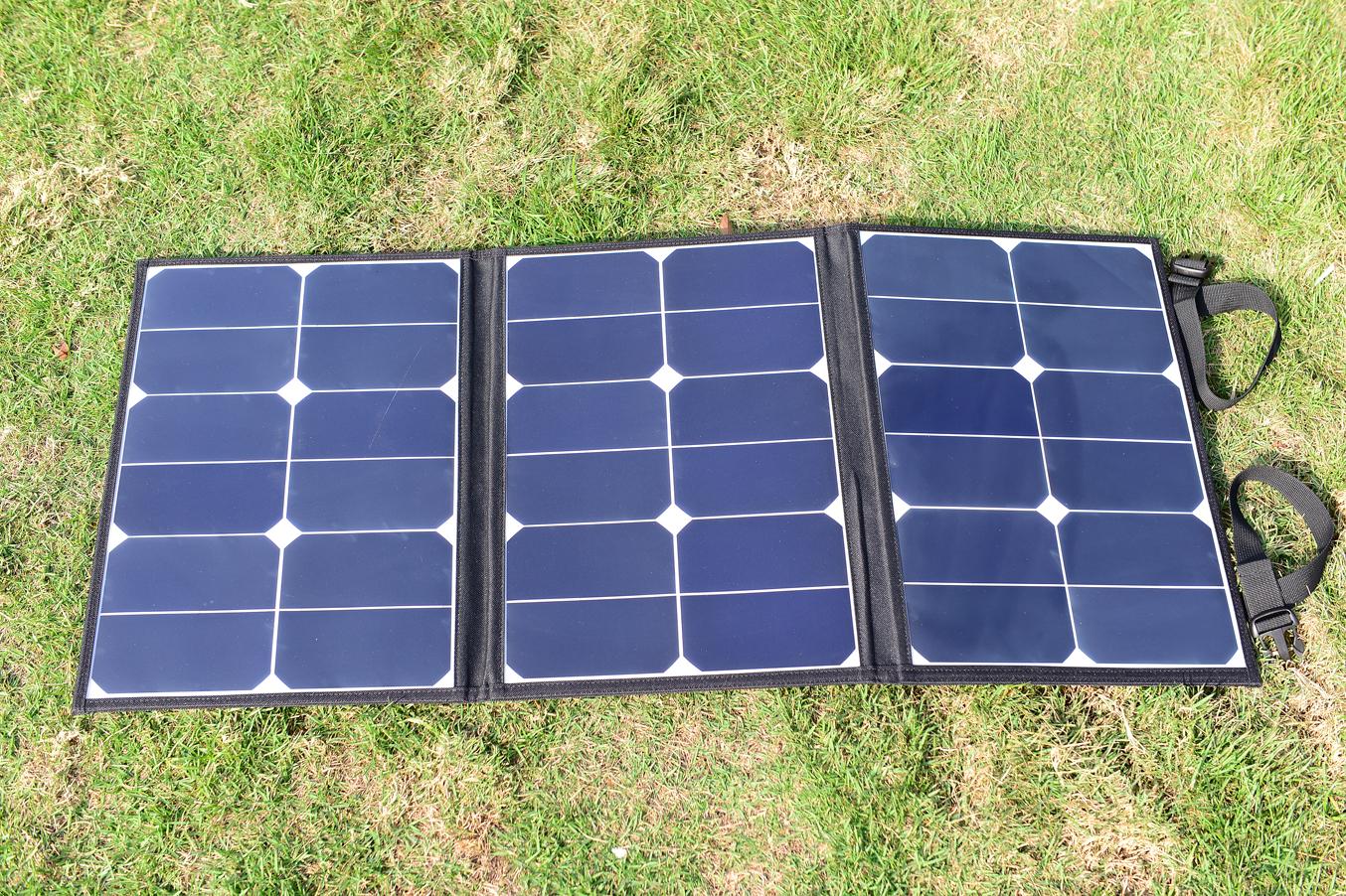 60W Folding solar panel 20Watts