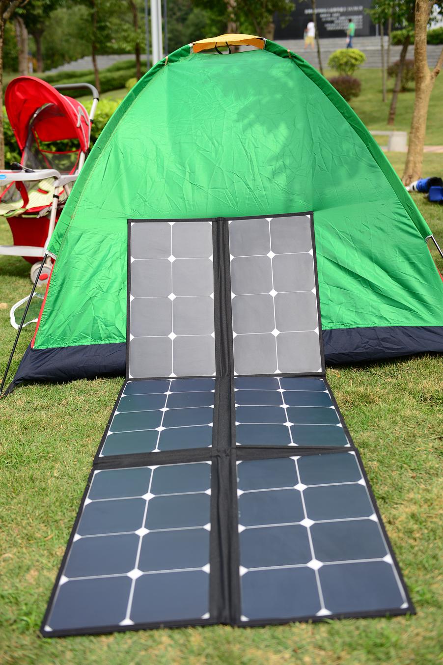 150Watt Foldable Solar Panel