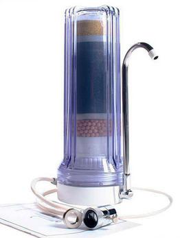 "Hydrogen Water Countertop Filter 10"""