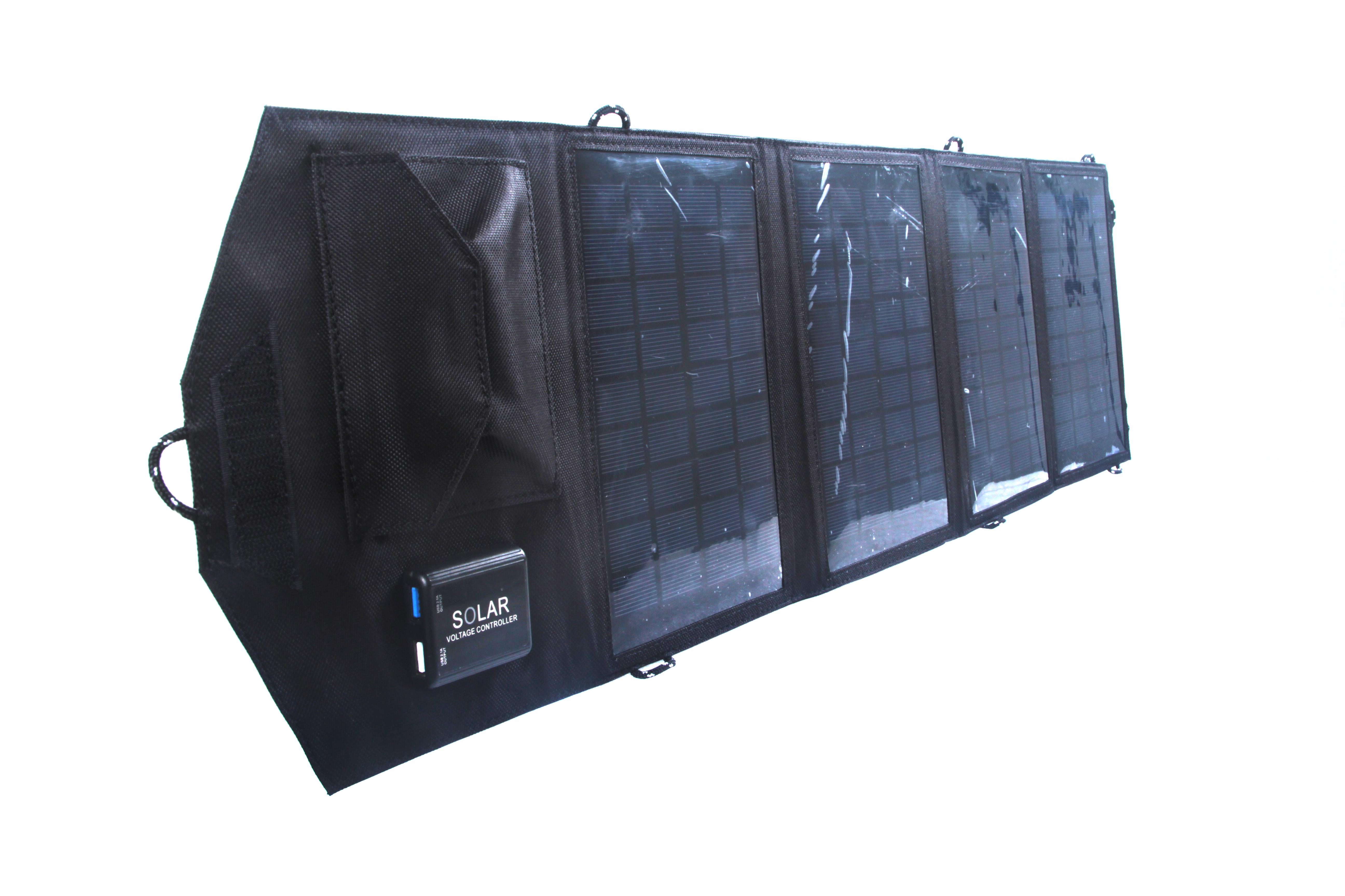 14Watt Foldable Solar Panel
