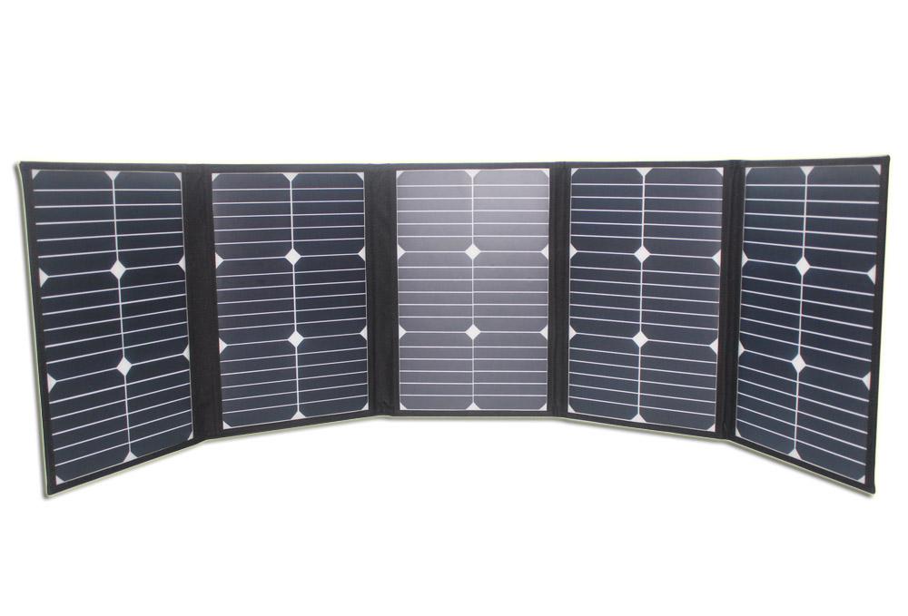 100Watt Folding solar panel